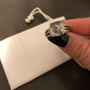 Genuine David Yurman petite Wheaton ring